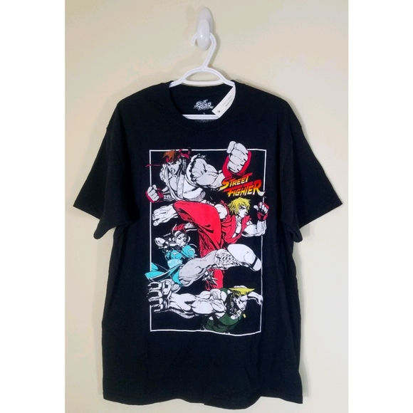 Streetfighter Graphic T-Shirt